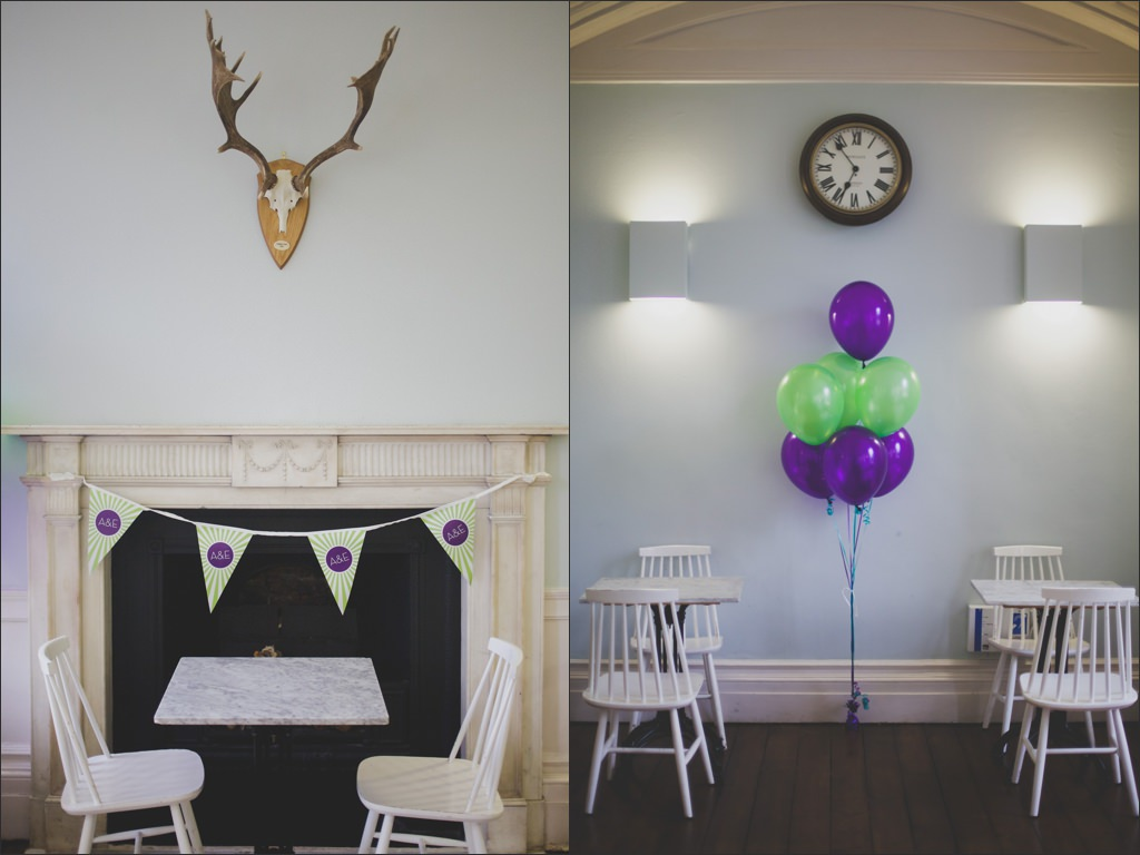 Clissold House wedding, wedding photographer, alternative wedding photographer london, wedding photographer london