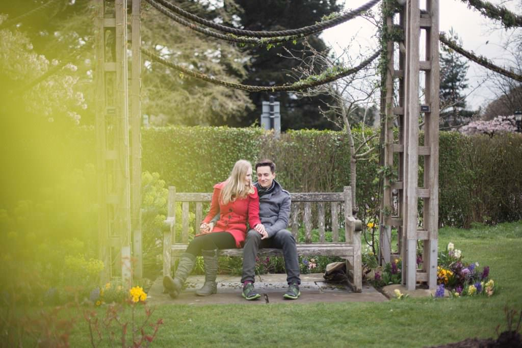London park couple shoot - eva photography