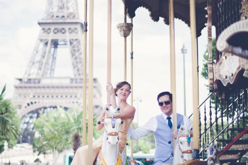 parisian wedding