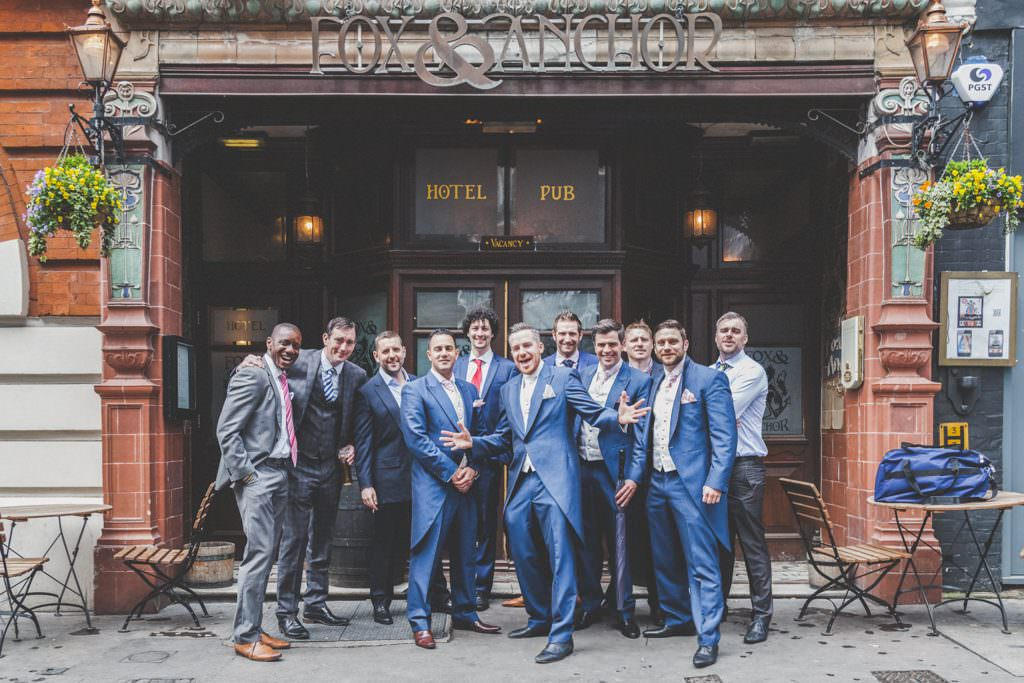 Central London Wedding