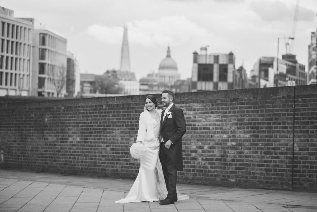 Clerkenwell wedding