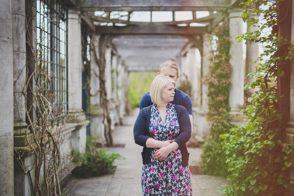 Hampstead engagement shoot