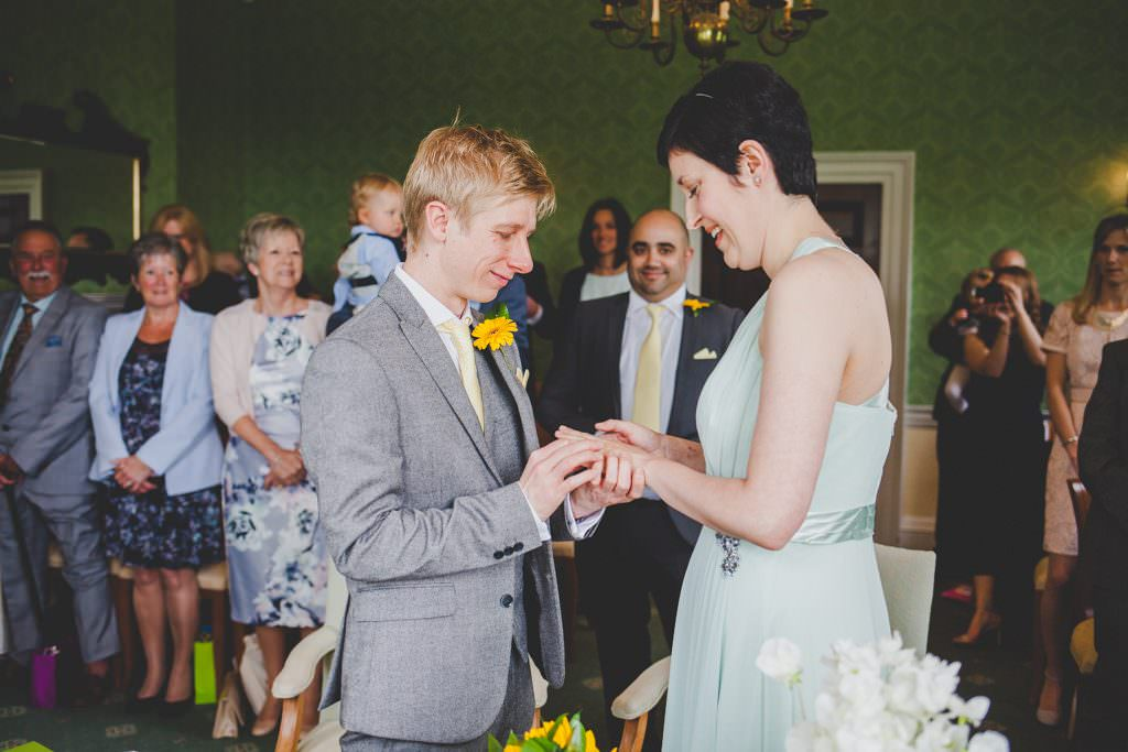 Merton Register Office wedding - eva-photography