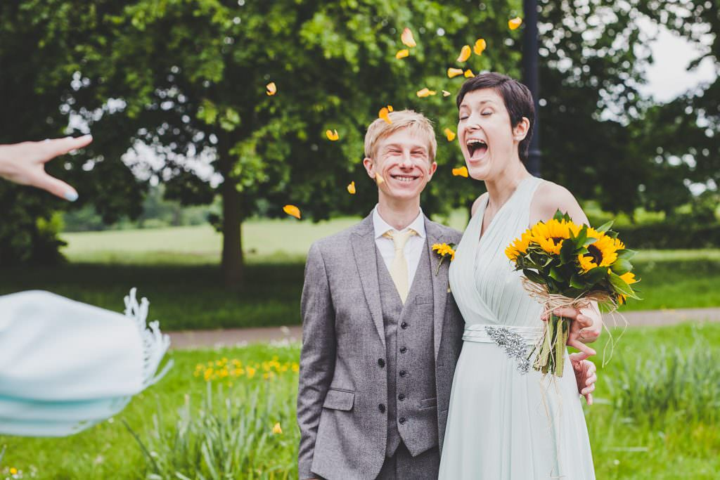 Morden Park House wedding