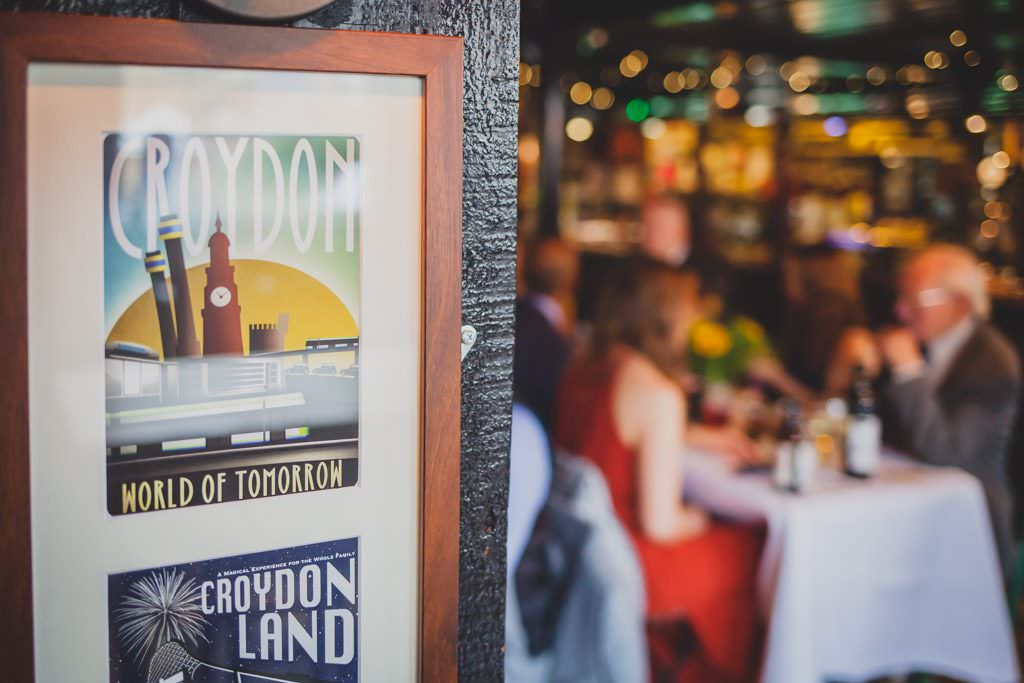 Croydon pub wedding - eva-photography