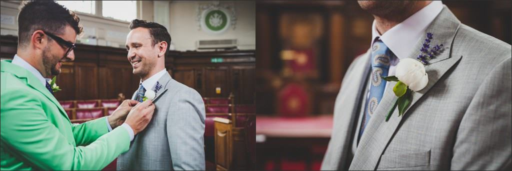 Islington Town Hall Wedding - eva-photography