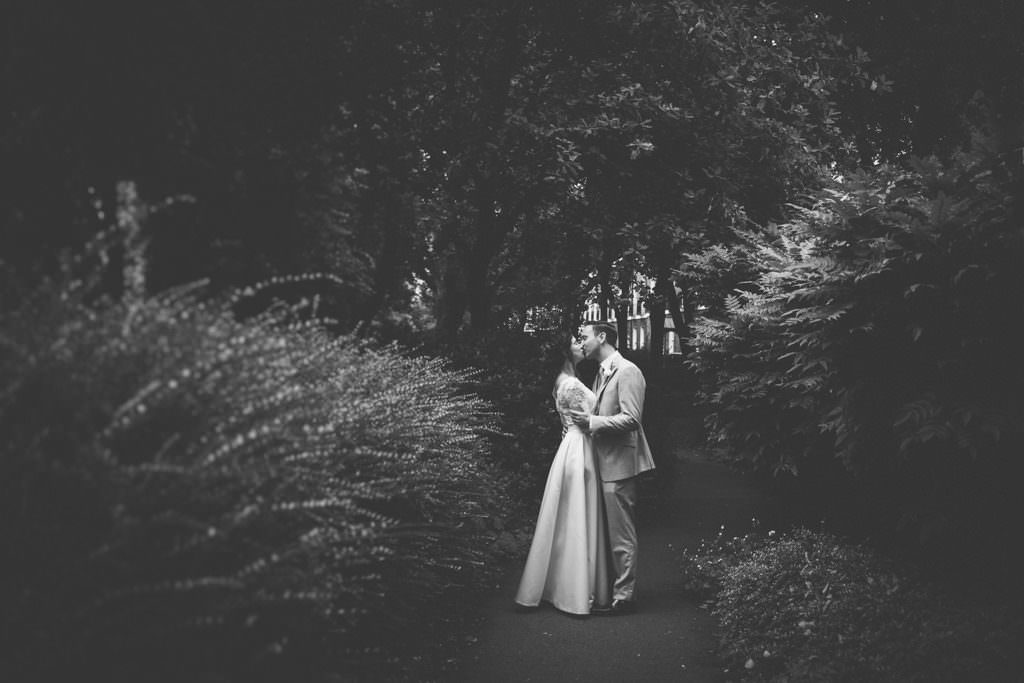Portrait Islington Town Hall Wedding - eva-photography
