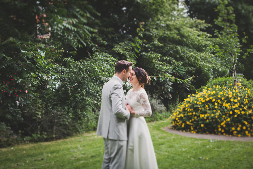 Islington Wedding Portrait - eva-photography