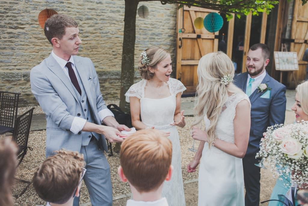 Tythe Barn Wedding - eva photography