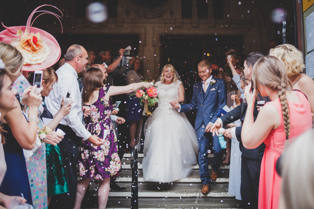 Alternative wedding photographer - Oxford wedding