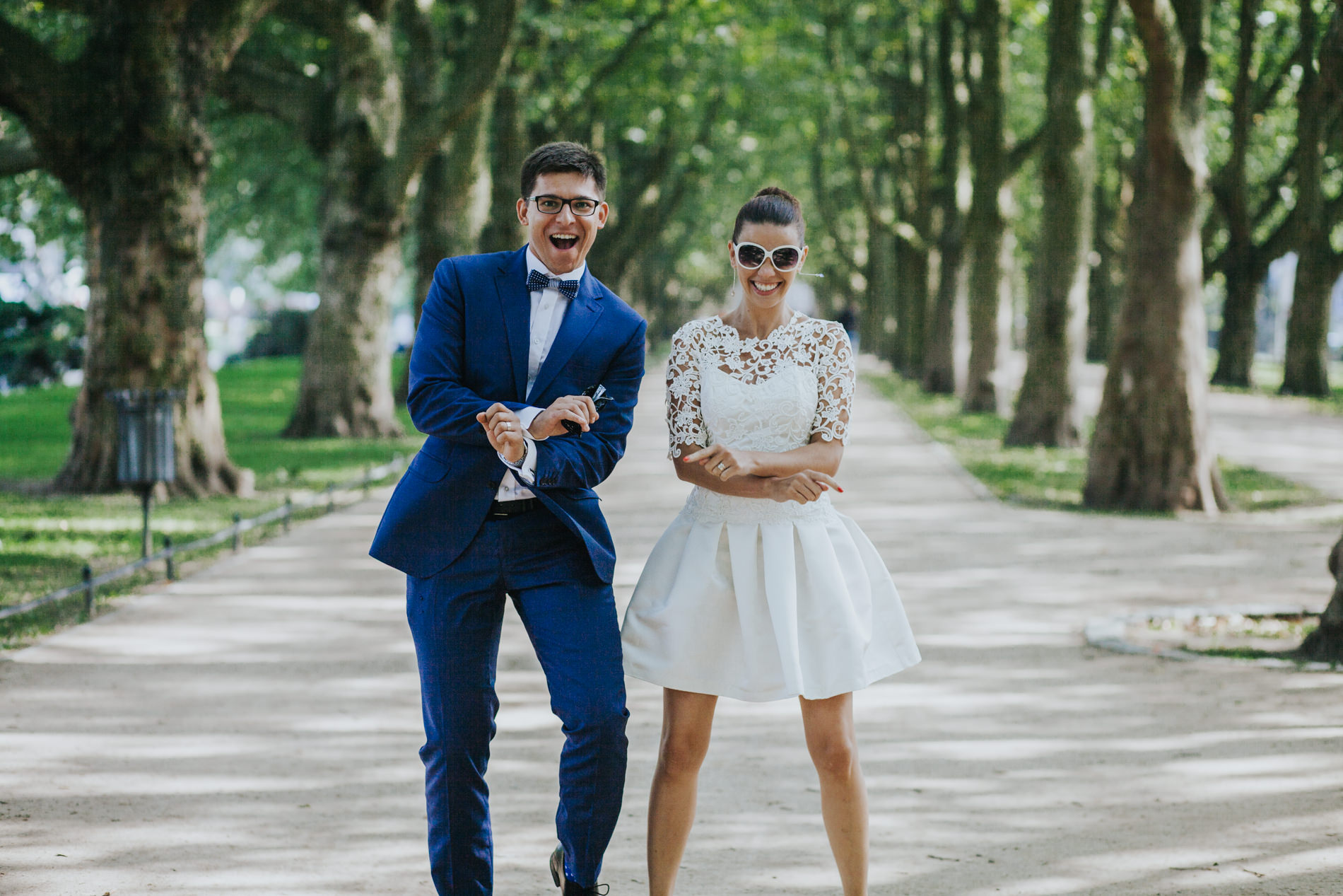 Alternative wedding photographer London - eva photography