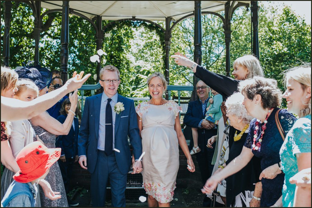 myatts park wedding, park wedding london, alternative wedding london, alternative wedding photographer