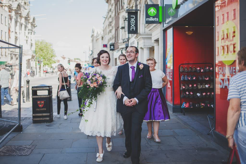Colchester Town Hall wedding