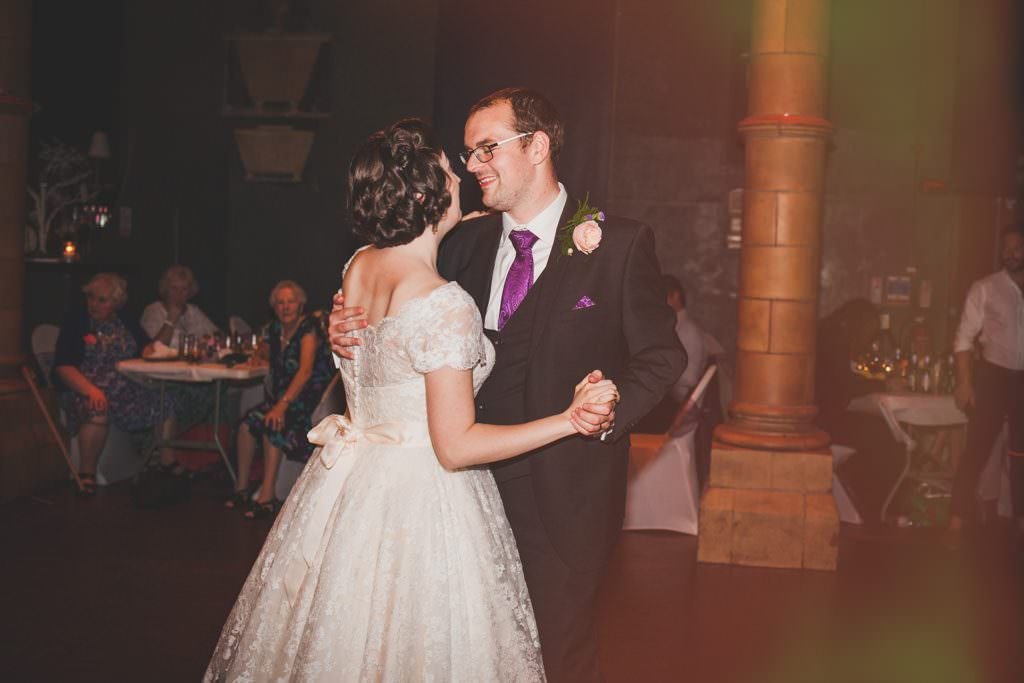 quirky wedding in Colchester