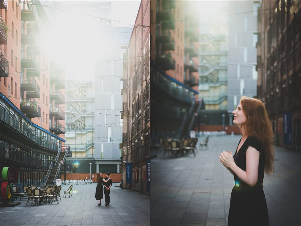 London couple shoot, alternative wedding photographer london, eva photography