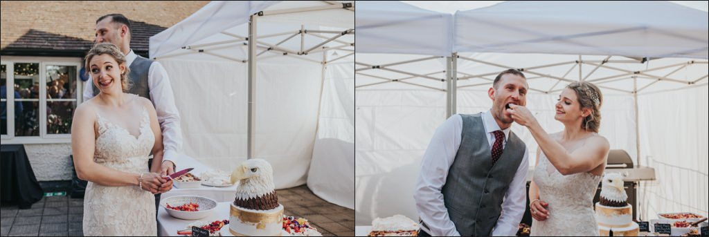 Molesey Boat Club wedding, Alternative Surrey wedding