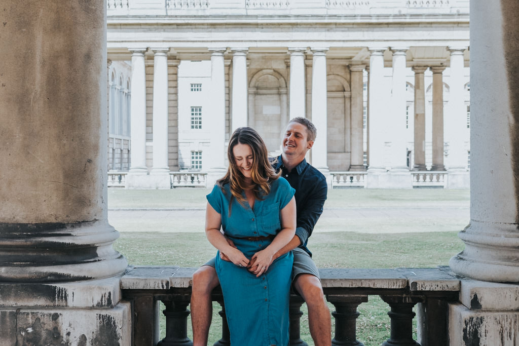 Greenwich engagement shoot, greenwich pre-wedding shoot, greenwich wedding photographer, alternative wedding photographer London