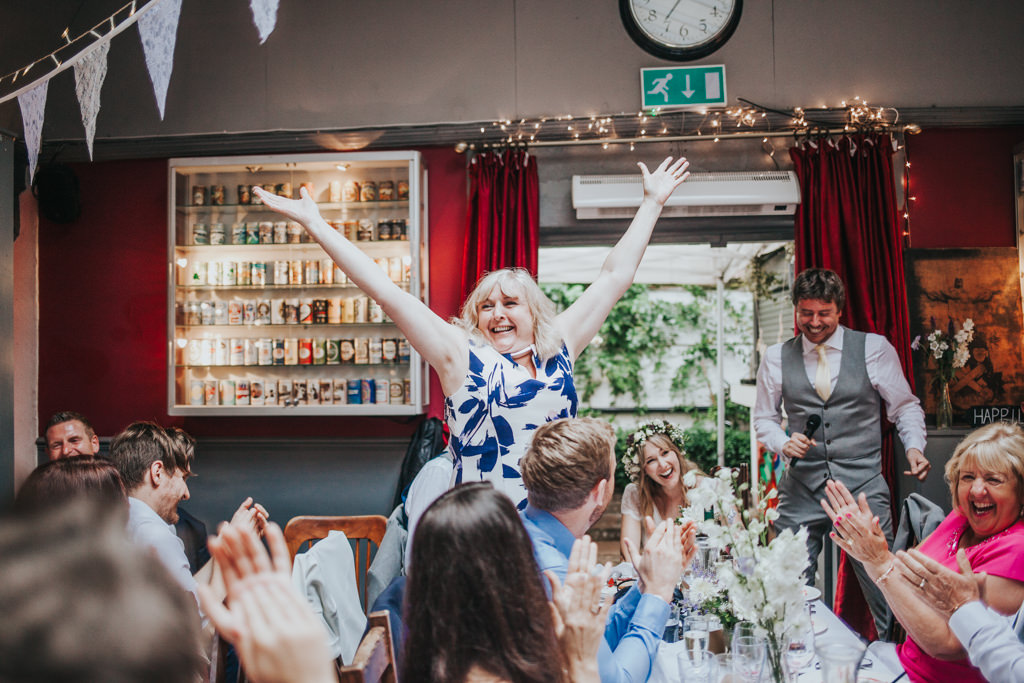 Londesborough wedding, Hackney wedding
